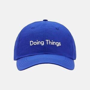 Doing Things Cap